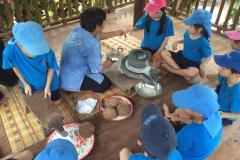Thai-Farmers-demonstrate-Baan-Kru-Thani